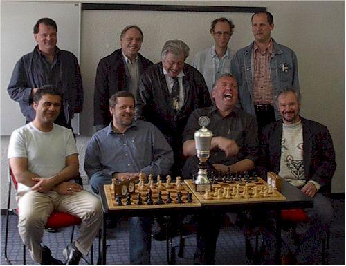 Württembergischer Mannschaftsmeister 2003