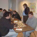 Klaus Weih (HP) gegen Dieter Migl (0-1).