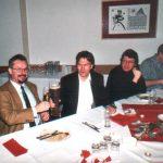 Weihnachtsfeier-2000-Jungesellenkohorte