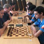 Valentin Kuklin gegen GM Anish Giri